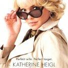 Killers Advance Ver B (katherine Heigl) Double Sided Original Movie Poster 27x40