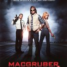 Macgruber Final Double Sided Original Movie Poster 27x40