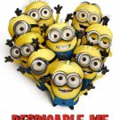 Despicable Me Advance (Mothers Day) Original Movie Poster 27X40 Single Sided