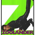 Zoolander Original Movie Poster 27 X40 Double Sided