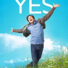 Yes Man Original Movie Poster 27 X40 Double Sided