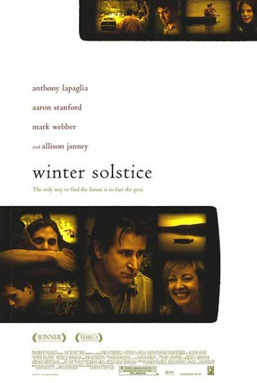 Winter Solstice Original Movie Poster 27 X40 Single Sided