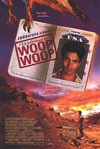 Welcome to Woop Woop Original Movie Poster 27 X40 Single Sided