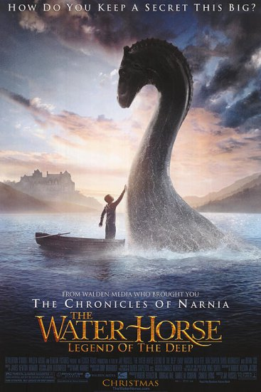 Water Horse : Legend of the Deep Regular Original Movie Poster 27 X40 Double Sided