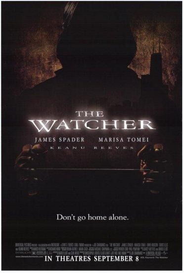 Watcher Original Movie Poster 27 X40 Single Sided