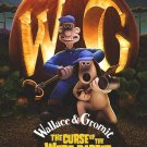 Wallace & Gromit Advance C Original Movie Poster 27 X40 Double Sided