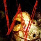"""Saw """"W"""" Original Single Sided Movie Poster 27x40"""