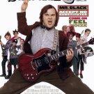 School of Rock Regular Original Single Sided Movie Poster 27x40