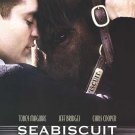Seabiscuit Original Double Sided Movie Poster 27x40
