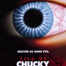 Seeed of Chucky Advance Original Double Sided Movie Poster 27x40