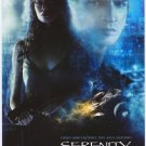 Serenity Regular Original Movie Poster Single Sided 27X40