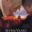 Seven Years in Tibet Final Original Double Sided Movie Poster 27x40