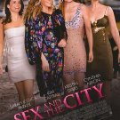 Sex and the City (International) Final Original Double Sided Movie Poster 27x40