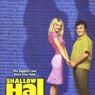 Shallow Hal Original Movie Poster Double Sided 27x40