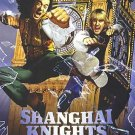 Shanghai Knights Original Movie Poster Double Sided 27x40