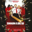 Shaun of the Dead Original Movie Poster Double Sided 27x40