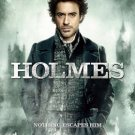 Sherlock Holmes (Holmes) Original Movie Poster Double Sided 27x40