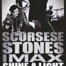 Shine a Light (Gray) Original Movie Poster Single Sided 27x40