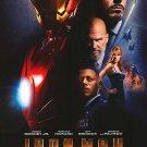 Iron Man Regular Double Sided Original Movie Poster 27x40