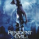 Resident Evil Apocalypse International Original Movie Poster  Double Sided 27 X40