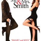 Mr. & Mrs. Smith Dvd Poster Movie Poster Single Sided Original 27 X40
