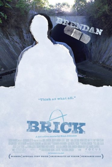 Brick (Bendan) Movie Poster Original Movie Poster Double Sided 27x40