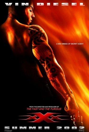 XXX Adv (Summer) Movie Poster Original Single Sided 27X40