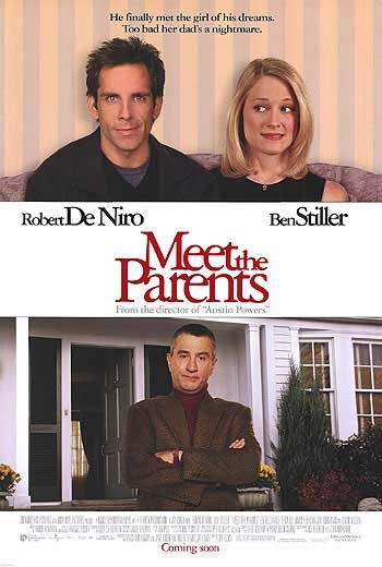 Meet the Parents International Original Movie Poster 27 X40 Double Sid