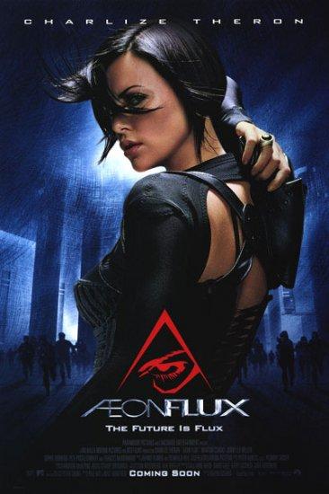 Aeon Flux Regular Original Movie Poster 27 X40 Double Sided