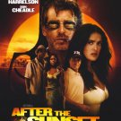 After the Sunset Original Movie Poster 27 X40 Double Sided