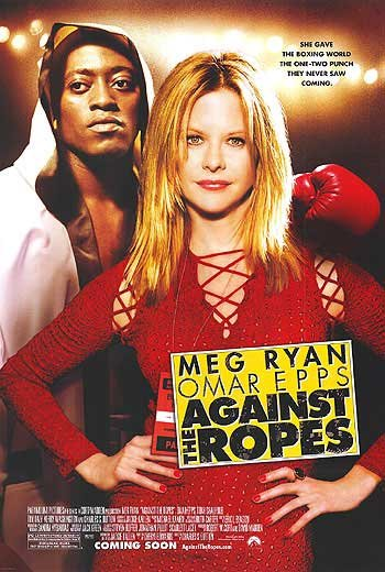 Against the Ropes Original Movie Poster 27 X40 Double Sided