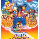 Aladdin Ver C Original Movie Poster 27 X40 Double Sided