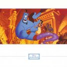 Aladdin Disney Gallery Poster Original Movie Poster 24 x36 Single Sided Special Edition