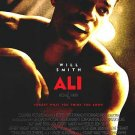 Ali Double Sided Orig Movie Poster Double Sided 27X40
