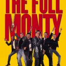 Full Monty (Red Text) Original Movie Poster Double Sided 27x40