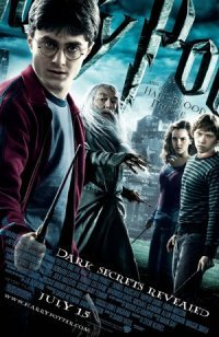 Harry Potter and the Half Blood Prince Final Original Movie Poster Double Sided 27x40