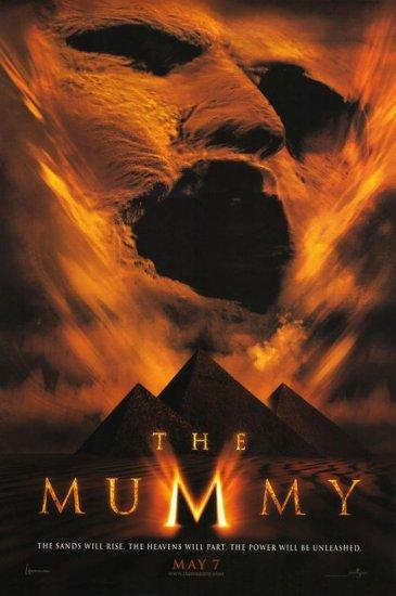 Mummy 1999 Advance Original Movie Poster Double Sided 27x40