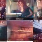TITANIC Lobby Cards 6 Cards per set RARE!! ORIG