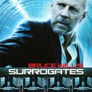 Surrogates Version A Original Movie Poster  Double Sided 27 X40