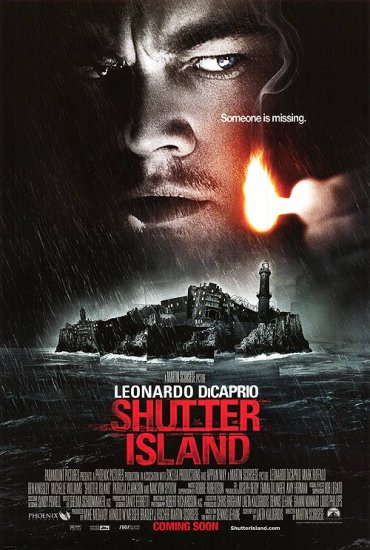 Shutter Island Original Movie Poster  Double Sided 27 X40
