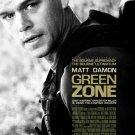 Green Zone Original Movie Poster  Single Sided 27 X40