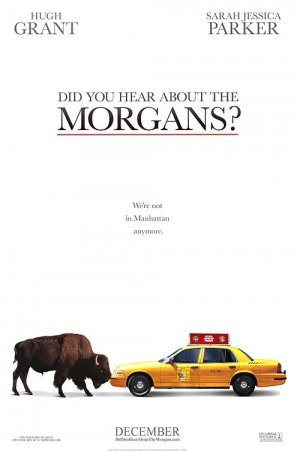 Did You Hear About The Morgans Advance Original Movie Poster  Double Sided 27 X40