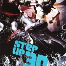 Step Up 3D (Blue) Original Movie Poster  Single Sided 24 X36