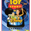 Toy Story Disney Channel Original Movie Poster Single Sided 27x40