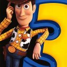 Toy Story 3 Woody Original Movie Poster Double Sided 27x40