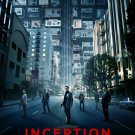 Inception Final Original Movie Poster  Double Sided 27 X40