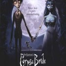 Corpse Bride Original Movie Poster Double Sided 27x40
