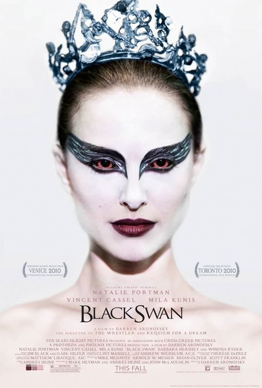 Black Swan Version A Original Theatrical Movie Poster  Double Sided 27 X40