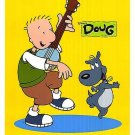 Doug Tv Show Poster Original Movie Poster  Single Sided 27 X40