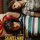 Skateland Original Movie Poster  Double Sided 27 X40